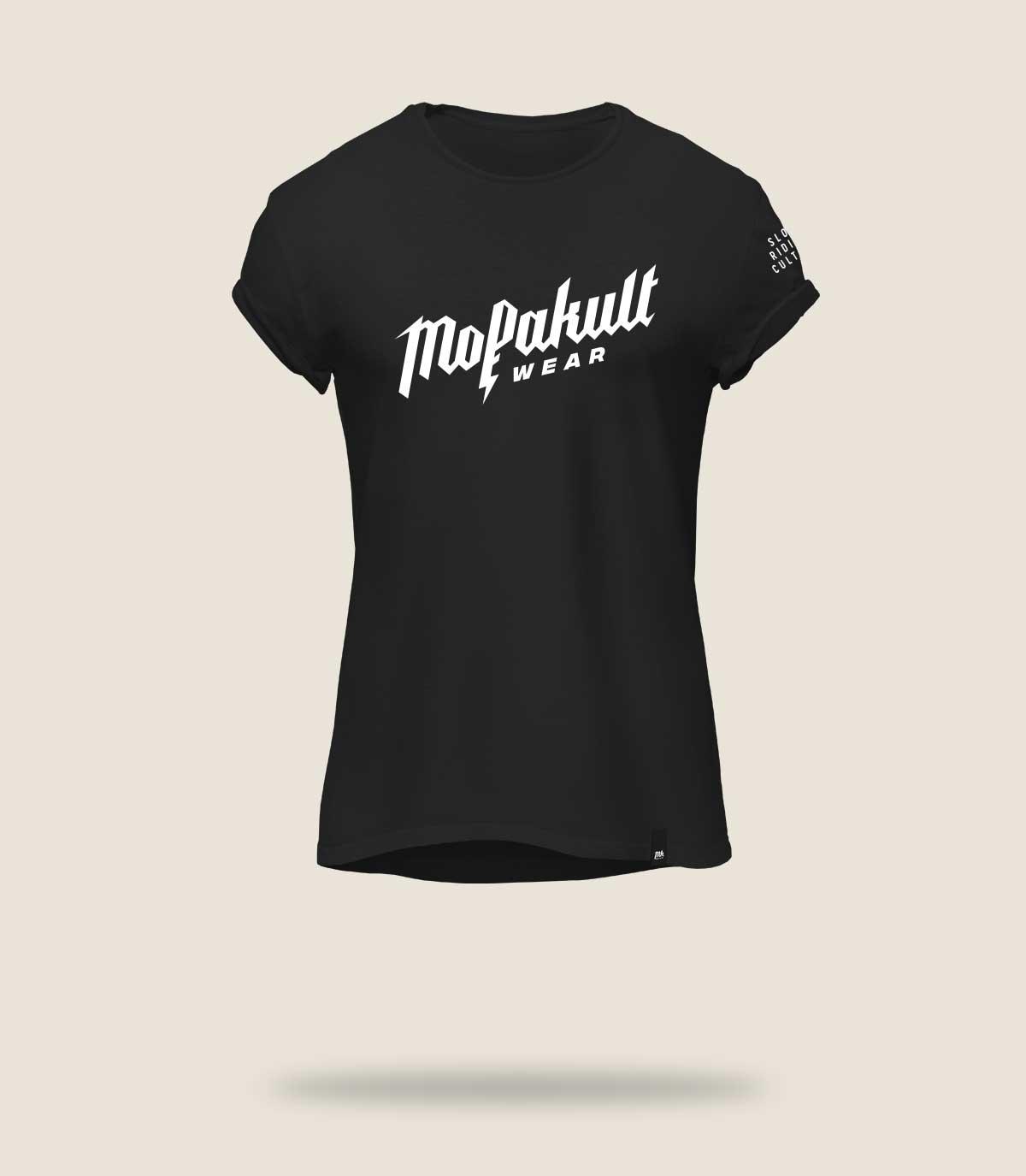 Mofakultwear Man Shirt Black