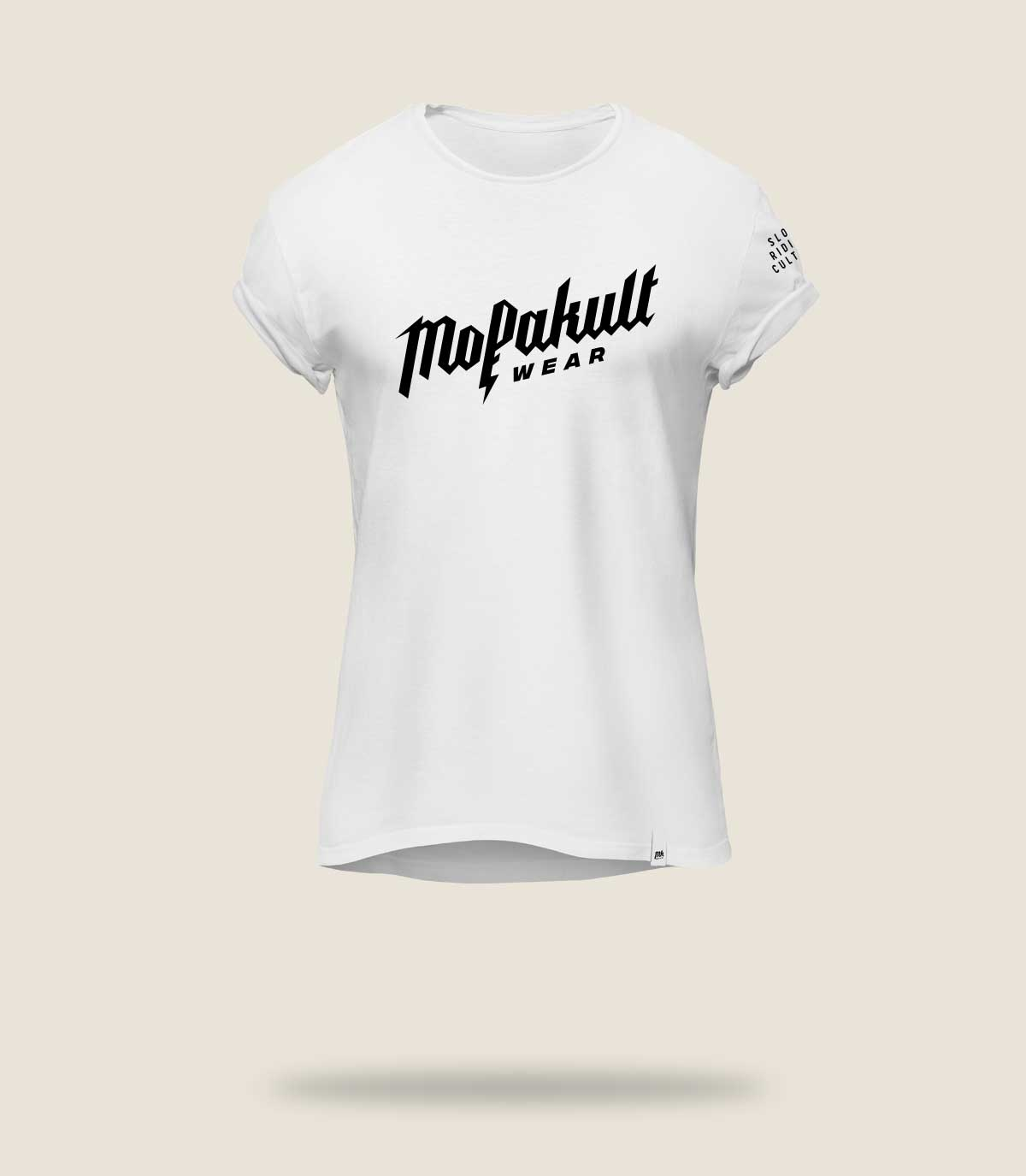 Mofakultwear Man Shirt White